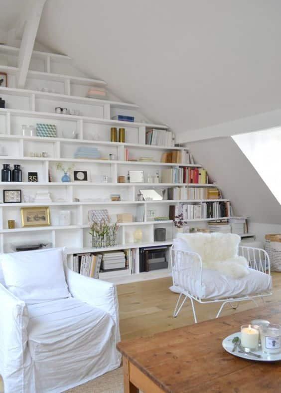 Comment Installer Une Bibliothèque Dans La Maison