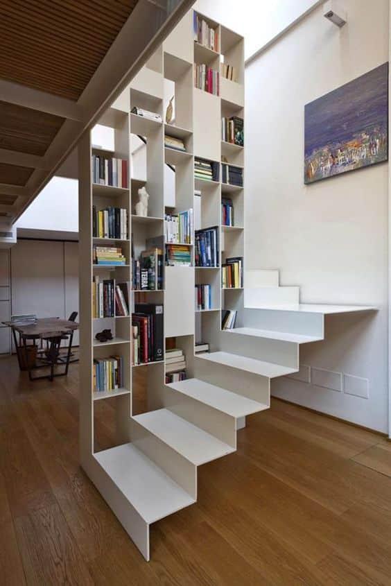 comment installer une biblioth que dans la maison design et formations. Black Bedroom Furniture Sets. Home Design Ideas