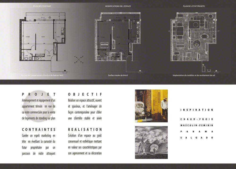 Interview de Caroline M., diplômée en Design d\'Intérieur – Design et ...