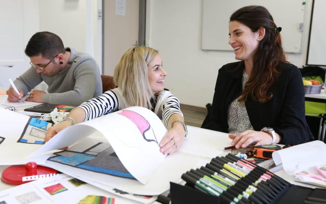 Workshop pour les étudiants en Design d'intérieur
