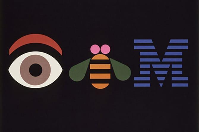 Paul Rand : précurseur du design graphique moderne !